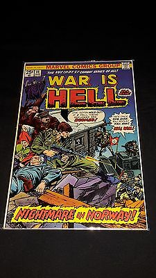 War is Hell #14 - Marvel Comics - August 1975 - 1s Print