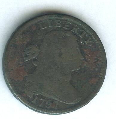 1797 US large cent