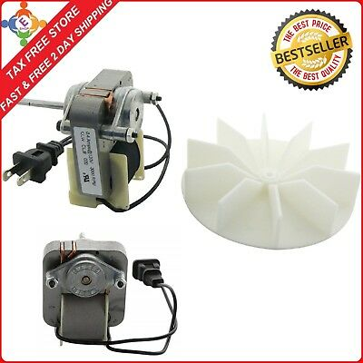 Bathroom Replacement Vent Kit Universal Fan Motor Exhaust Blower for Broan Uppco