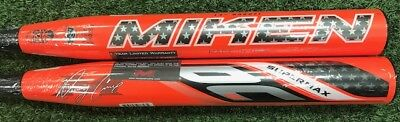 Miken DC41 Supermax 14 Inch USSSA Slowpitch Softball Bat - MDC17U NEW 2018 HOT!!