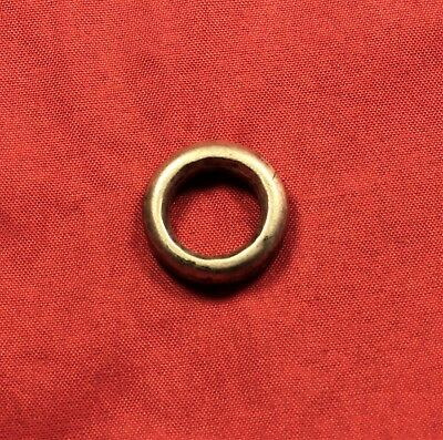 Ancient Celtic Silver Ring - Protomoney