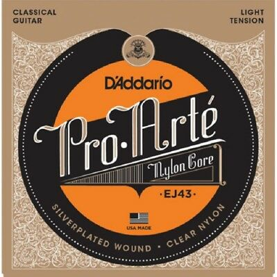 D'Addario EJ43 Pro-Arté Normal Light Classical Guitar Strings