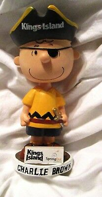 2013 Charlie Brown Bobblehead from King's Island