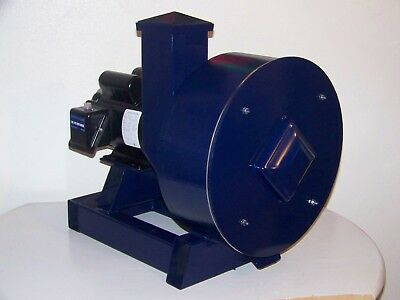 """16"""" PORTABLE ROCK-GLASS CRUSHER, electric motor 9 HAMMERS, ACCEPTS  3 3/4"""" ROCK"""
