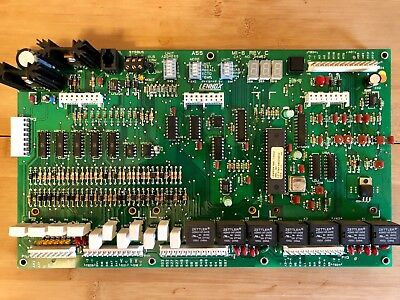 Lennox Control Board Replacement A55 M1-6 board