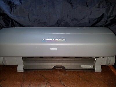 "ROLAND PC-12 COLORCAMM - Printer with Cutter -13"" Media -Works Good -Make Offer"
