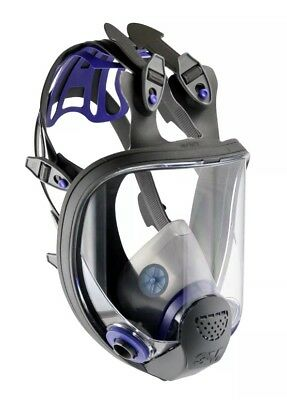 3M FF-403 Ultimate FX Full Facepiece Reusable Respirator + pack 60923 cartridges