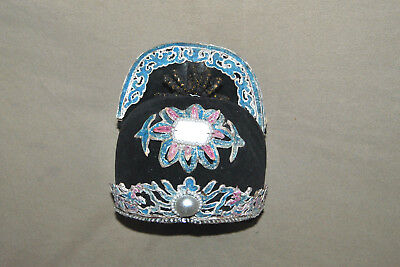 Antique 19th.Century Chinese Theater Opera Stage Costume Head Piece