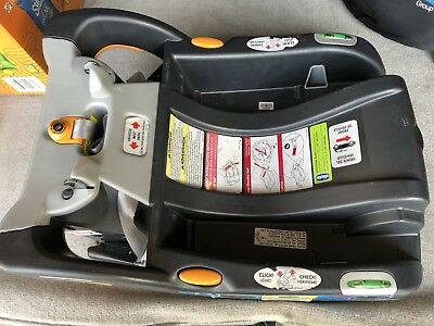 Chicco KeyFit 30 Infant Car Seat Base EXP August 2019