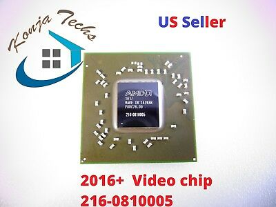 New AMD Video Chip 216-0810005 DC2016+ For MacBook Pro Lead Free Reballed