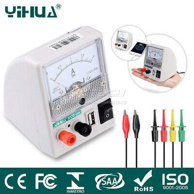 YIHUA 502D USB 5V 2A DC Switching Power Supply For Cell Phone Tablet Maintenance