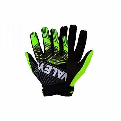 OFFICIAL Moto GP Valentino Rossi VR46 VALE YELLOW 46 Bike Gloves - NEW