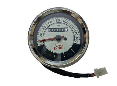 Royal Enfield Classic Model 0-160 kmph Speedo Meter