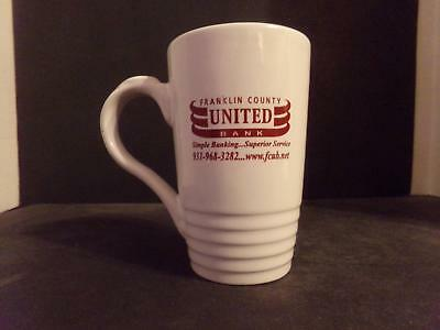 Franklin County United Bank Coffee Cup   (Hn)