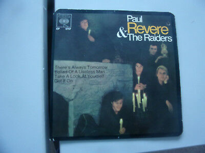 Paul Revere & The Raiders / Theres always  Tomorrow / EP / 4 Tracks /