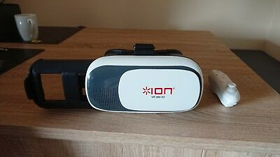 ION VR360 3D Virtual Reality Brille mit Bluetooth-Controller