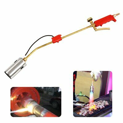 Portable Weed Lawn Landscape Torch Burner Hot Air Ice Melter Melting Garden Tool