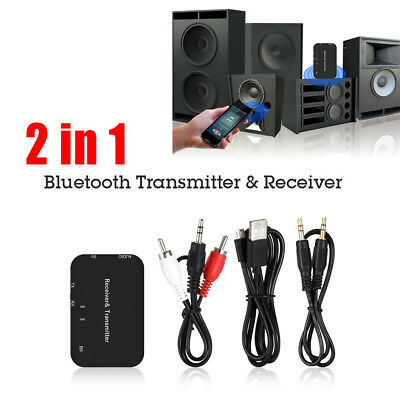 B2 in 1 Bluetooth Audio Transmitter &Receiver Wireless Bluetooth Audio Adaptatur