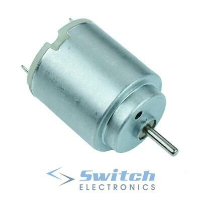Miniature Small Round Electronic DC Motor 1.5V-3.0V Models Robots