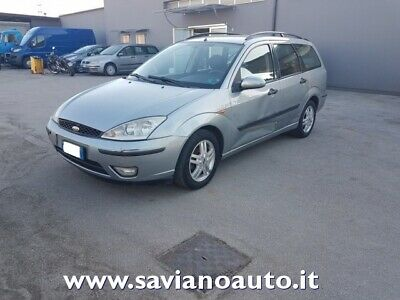 FORD Focus 1.8 TDCi (115CV) cat SW Ghia