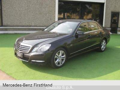 Mercedes-Benz Classe E E 250 CDI BlueEFFICIENCY Avantgarde