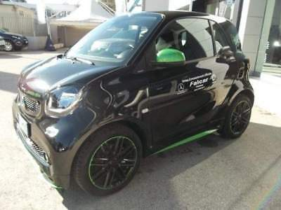 SMART ForTwo electric drive Greenflash