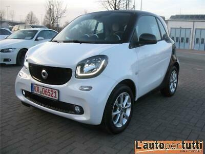 Smart fortwo coupe twinamic passion NAVI/LED/LM/PDC