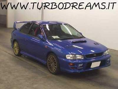 Subaru impreza wrx sti 2.0 turbo type r coupe' version 5 jap spec