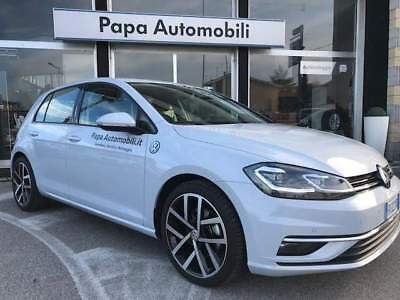 Volkswagen golf 7 restyling tdi dsg executive highline