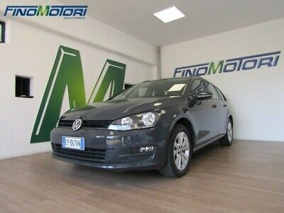 VOLKSWAGEN Golf Variant 1.6 TDI 105 CV DSG BlueMotion Tech.