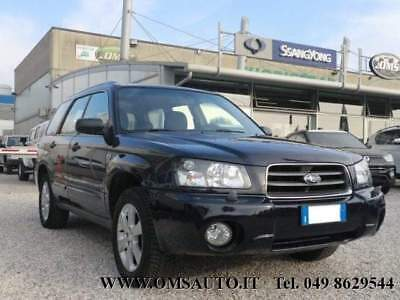 SUBARU Forester 2.0 16V cat X JTG MQ Bi-Fuel