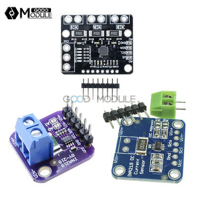 INA219 GY-219 INA3221 I2C Bi-directional DC Current Power Supply Sensor Breakout