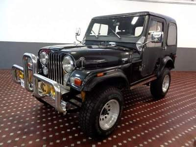 JEEP CJ-7 CJ-5 2.2 - 1969 - Asi
