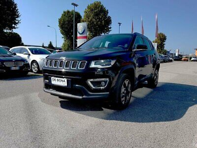Jeep Compass NEW Limited 2.0 Multijet 140CV 4WD MT