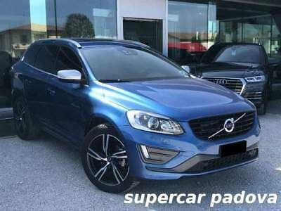 VOLVO XC60 D5 AWD Geartronic R-design