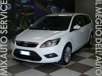 FORD Focus 1.6 TDCI 80kw Station Wagon EU4 DPF