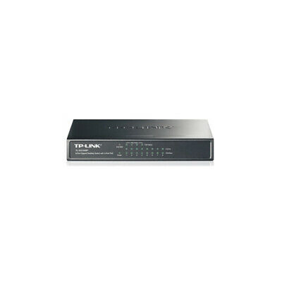 TP-Link Network TL-SG1008P 8Port Gigabit Desktop Switch with 4Port PoE 10/100/10
