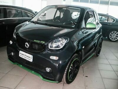SMART ForTwo electric drive Greenflash Edition