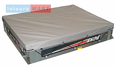 Trailer cover for Erde 122 or Daxara 127 also fits Maypole 712