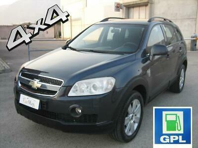 Chevrolet Captiva 4WD 2.4 LS GPL *UNICO PROPRIETARIO*