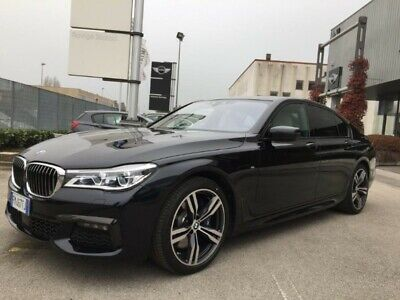 BMW Serie 7 730d xDr