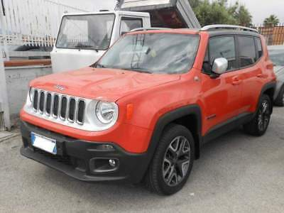 JEEP Renegade 2.0 Mjt 140 CV 4WD AD.L.Limited