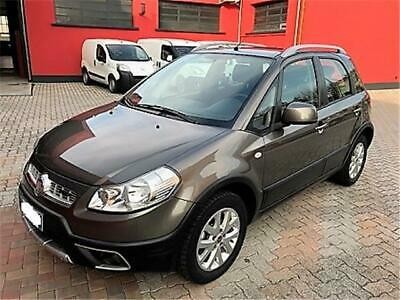 FIAT Sedici 2.0 MJT 4x4 Emotion