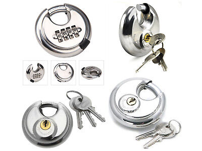 Storage Locker Padlocks - Heavy Duty Padlocks - Lockers - Stainless Steel body