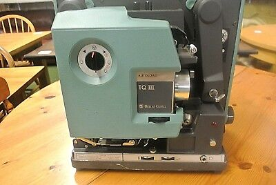 Bell & Howell 1692 TQIII Film Projector - Untested