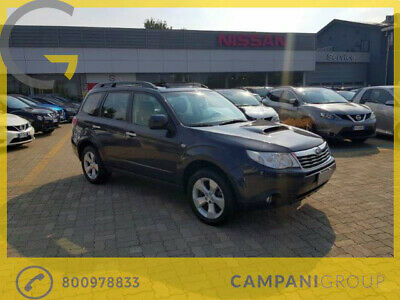 Subaru Forester 2.0d Xs Trend 4wd