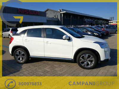 Citroen C4 Aircross 1.6 Hdi Seduction Samps 2wd