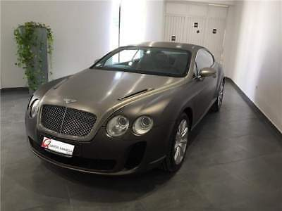 Bentley Continental GT 6.0 559 CV W12 KIT SUPERSPORTS FULL LED