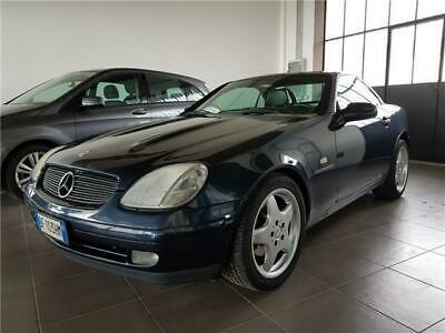 Mercedes-Benz SLK 230 cat Kompressor aut.(LEGGI)