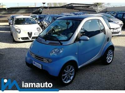 Smart Fortwo 700 Couppassion 45 Kw Climatetto